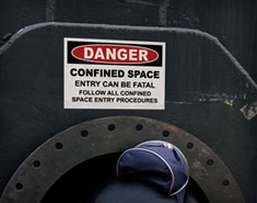 Confined Space Pre-Entry Checklist