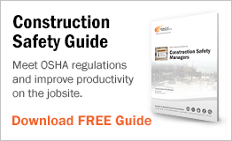 Meet OSHA regulations and improve productivity on the job site