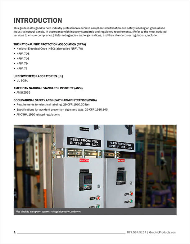 It's just an image of Remarkable Industrial Control Panel Label