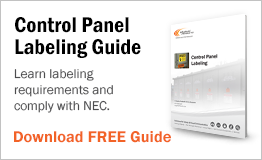 Learn labeling requirments and comply with NEC