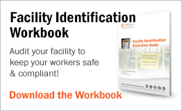 Audit your facility to keep your workers safe and facility in compliance!