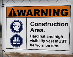 5 Steps to OSHA-compliant Signs