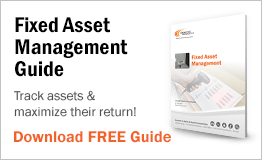 Track assets and maximize their return!