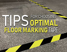 How to Choose the Best Floor Tape