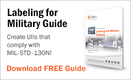 Create UIIIs that comply with MIL-STD-130N!