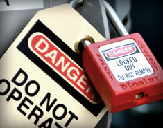 Lockout Tagout (LO/TO) Program