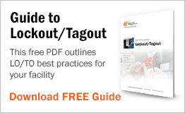 This free PDF outlines LO/TO best practices for your facility.