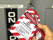 Simple tips for lockout/tagout