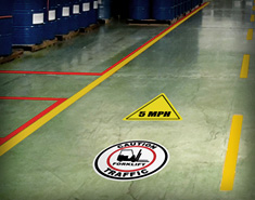 OSHA Floor Marking
