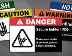 OSHA Safety Signs