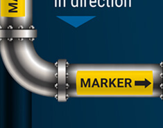 Pipe Marking Infographic