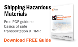 Free PDF guide to the basics of safe transportation & HMR