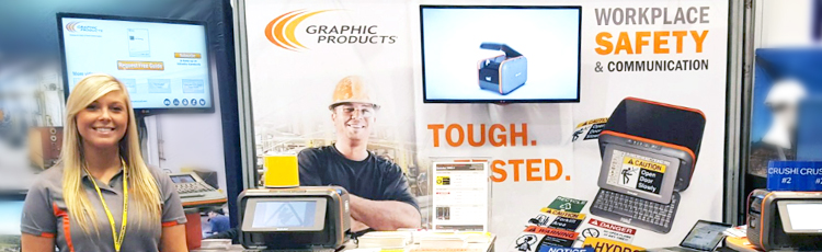 Graphic Products to attend NSC trade show
