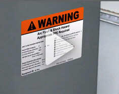 Create Arc Flash Labels with DuraSuite