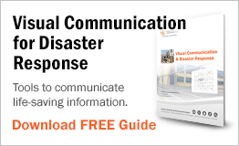Tools to communicate life-saving information