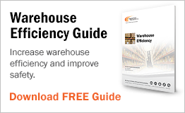 Increase warehouse efficiency and improve safety