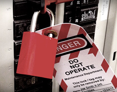 Electrical Safety with Lockout/Tagout