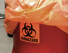 Requirements for Biohazardous Waste